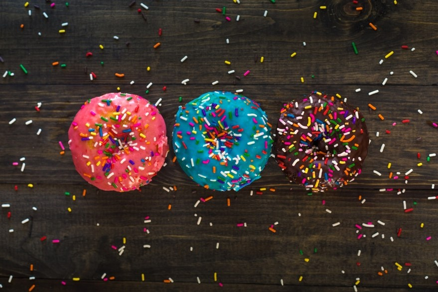 Best places to get donuts in Elk Grove
