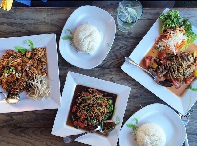 5 best places to get Thai food in Elk Grove