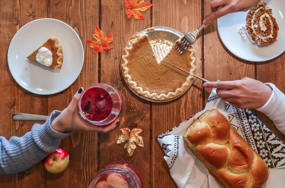 Elk Grove restaurants offering Thanksgiving meals to go