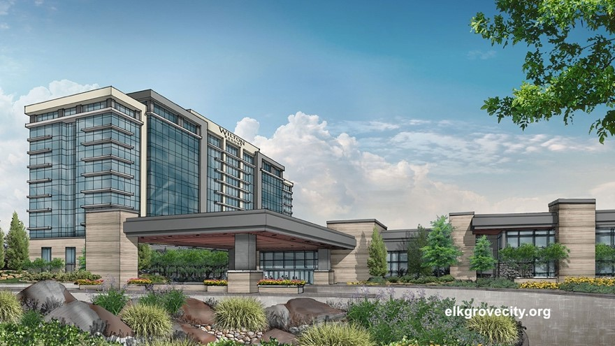 Groundbreaking ceremony launches construction of new $400M Elk Grove casino