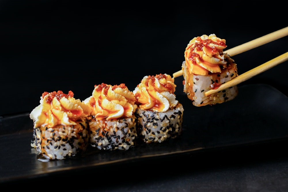 Best places for sushi in Elk Grove